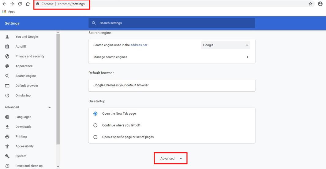 مشکلات Adobe Connect - ادوبی کانکت - قسمت دوم - Google chrome - advanced
