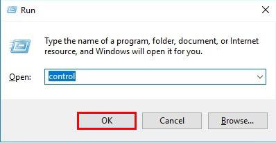 فعال کردن Hibernate در ویندوز 10 - پنجره Run