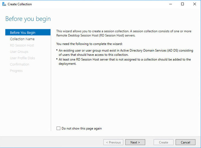 نحوه ی راه اندازی Remote App در ویندوز سرور 2016