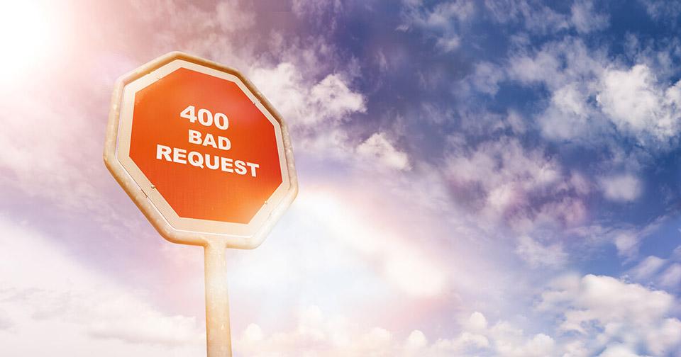 آموزش رفع خطای 400 در مرورگر - رفع خطای 400 در مرورگر