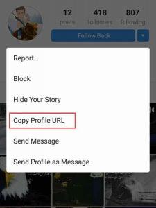 بزرگ کردن عکس پروفایل در اینستاگرام - ذخیره تصویر پروفایل اینستاگرام