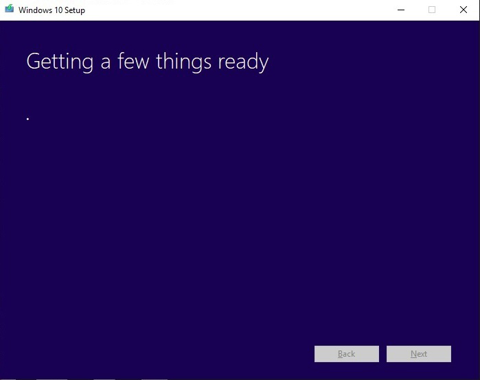 چگونه ویندوز 10 را آپدیت کنیم؟ - آماده سازی نصب ویندوز 10