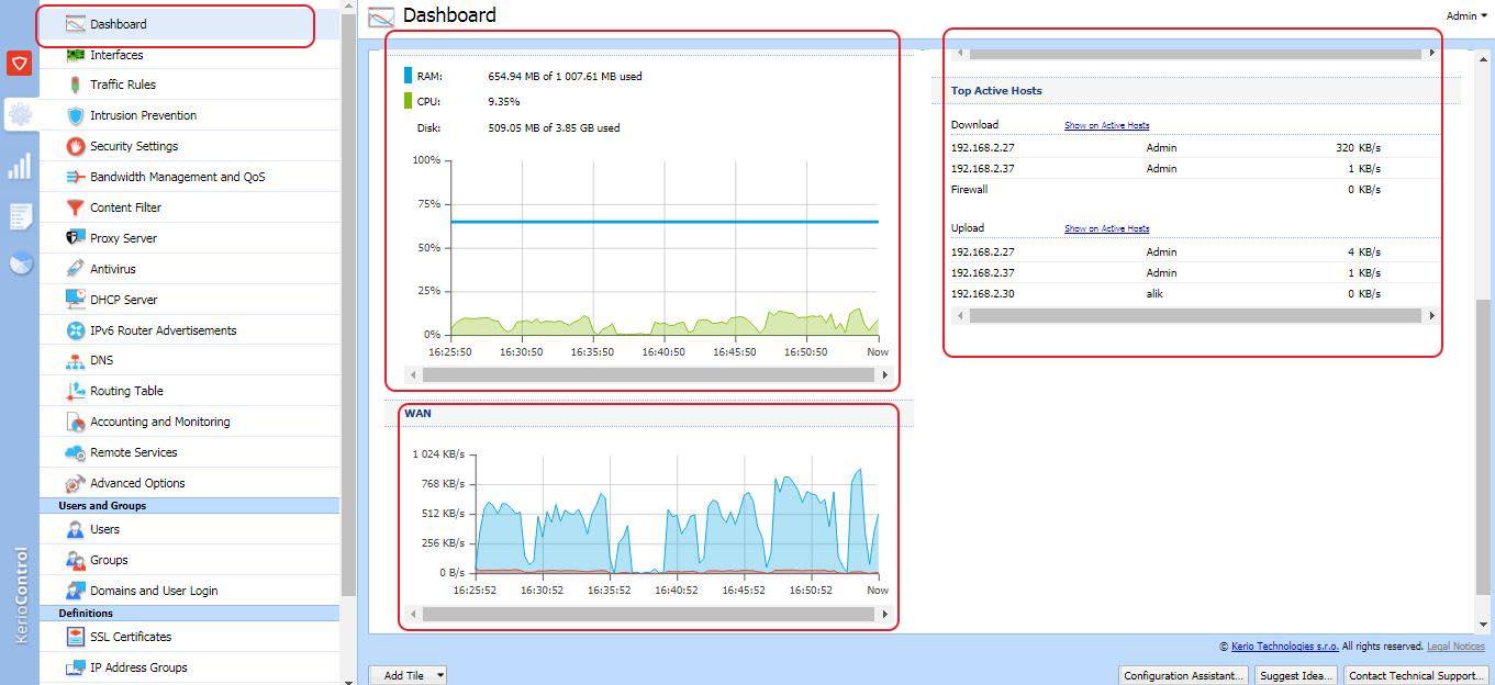بهترین روش نظارت بر اینترنت مصرفی و کنترل ترافیک