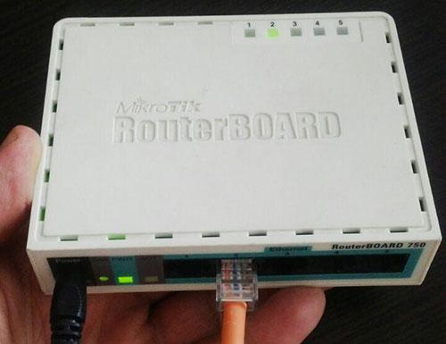 راه اندازی ارتباط بین دو شبکه داخلی از طریق اینترنت