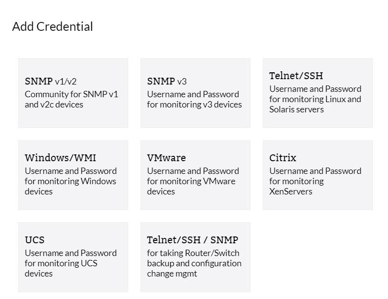 مانیتورینگ شبکه با نرم افزار OpManager