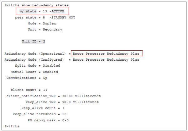 ایجاد Redundancy در سوئیچ سیسکو - آموزش شبکه