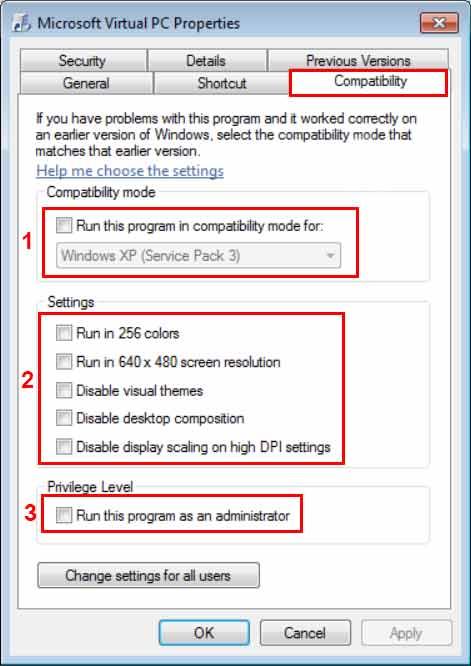 رفع مشکلات سازگاری با ویندوز Troubleshoot Compatibility