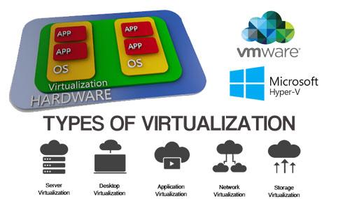 خدمات نصب شبکه و مجازی سازی - آموزش شبکه