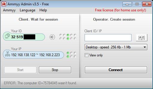 نرم افزار جایگزین و مشابه برای ارتباط از را دور مانند TeamViewer