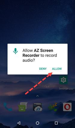 چگونه از صفحه گوشی فیلم بگیریم