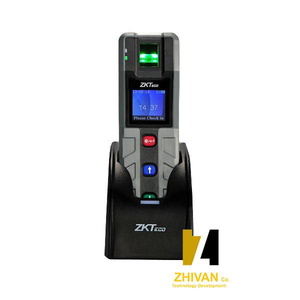 دستگاه گشت و نگهبانی مدل ZK-PT100 - شرکت توسعه فناوری ژیوان