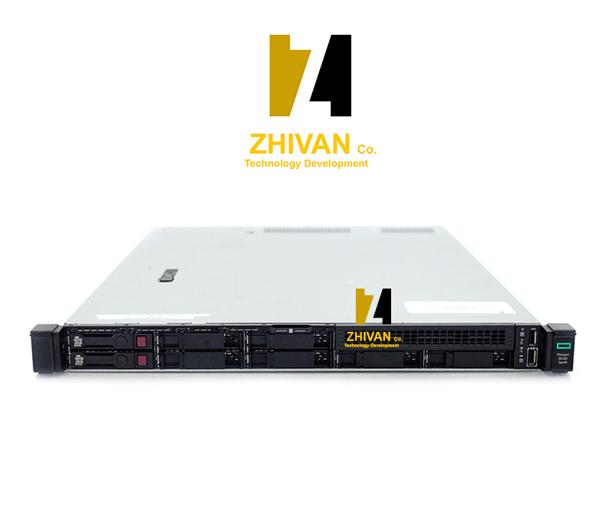 فروش تجهیزات اکتیو شبکه مانند سرور hp سری dl