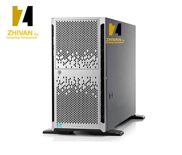 فروش عمده تجهیزات شبکه های کامپیوتری مانند سرور های ایستاده hp