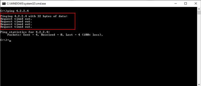 به اشتراک گذاری اینترنت با میکروتیک - اتصال به اینترنت با میکروتیک - Command Prompt - CMD