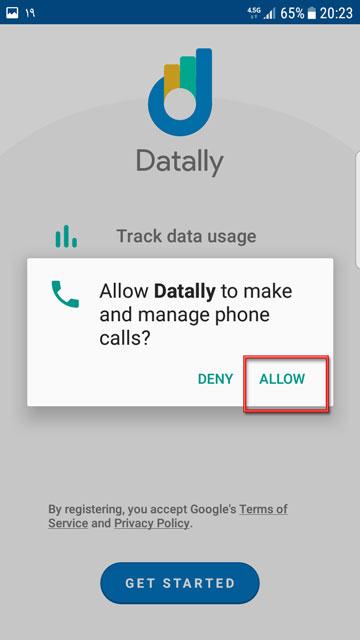 کنترل مصرف اینترنت در اندروید - مدیریت حجم استفاده موبایل دیتا