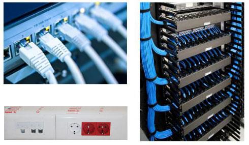 نصب شبکه - پسیو شبکه