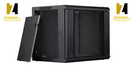فروش بهترین تجهیزات شبکه مانند مینی رک HP در شرکت ژیوان