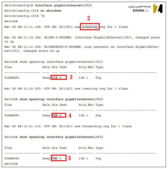 آموزش سیسکو CCNP Switch – تعریف STP – قسمت دوم