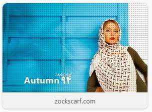 روسری زوک